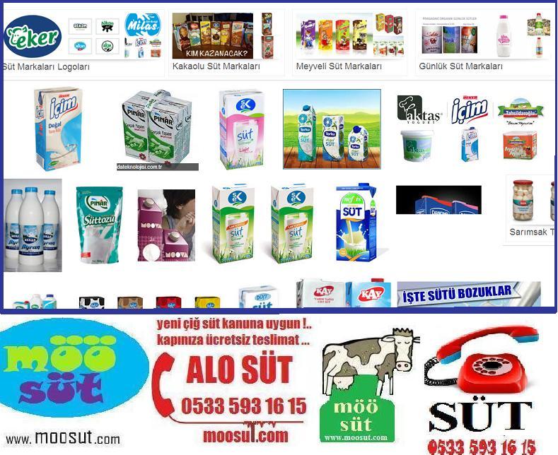 Süt Markaları