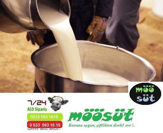 Sokak Çiğ Süt Satışı