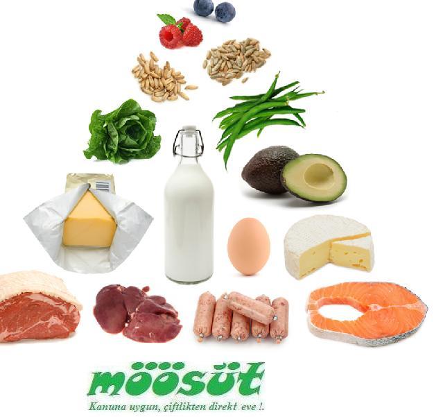 Samsun Sağlıklı Çiğ Süt
