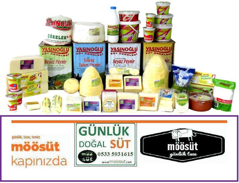 Yaşınoğlu Süt Ürünleri