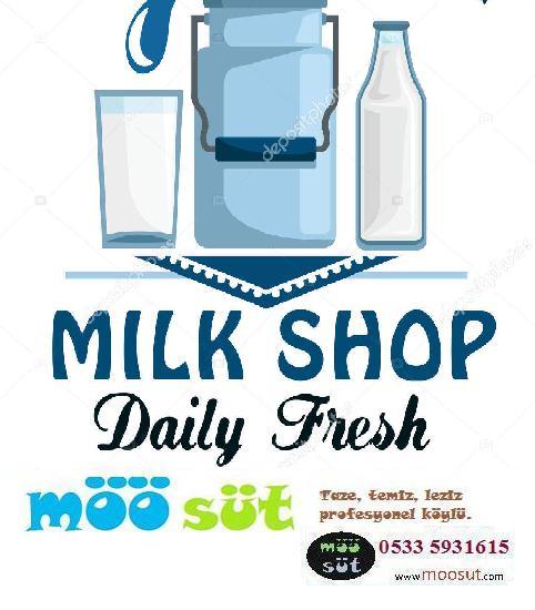 Günlük Doğal Süt Çilekli